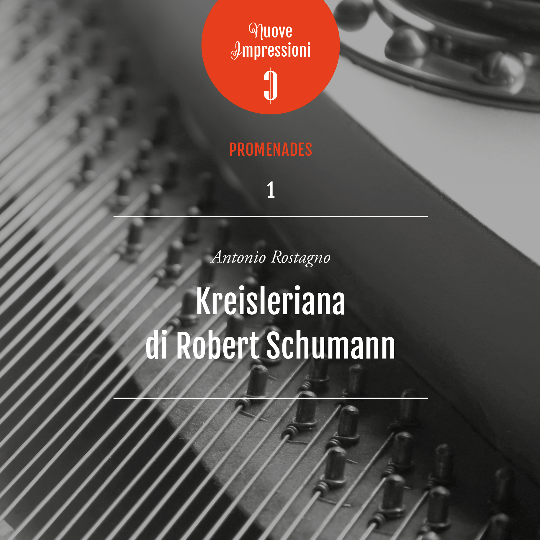 Rostagno - Kreisleriana di Schumann a Festivaletteratura