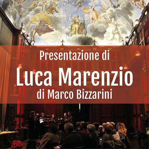 Luca Marenzio di Marco Bizzarini
