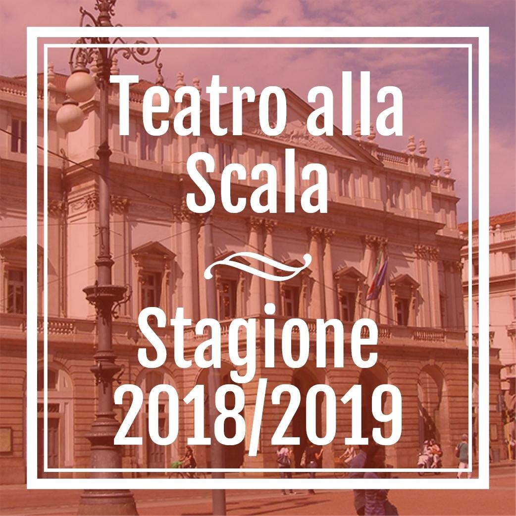 Teatro alla Scala - 2018/19
