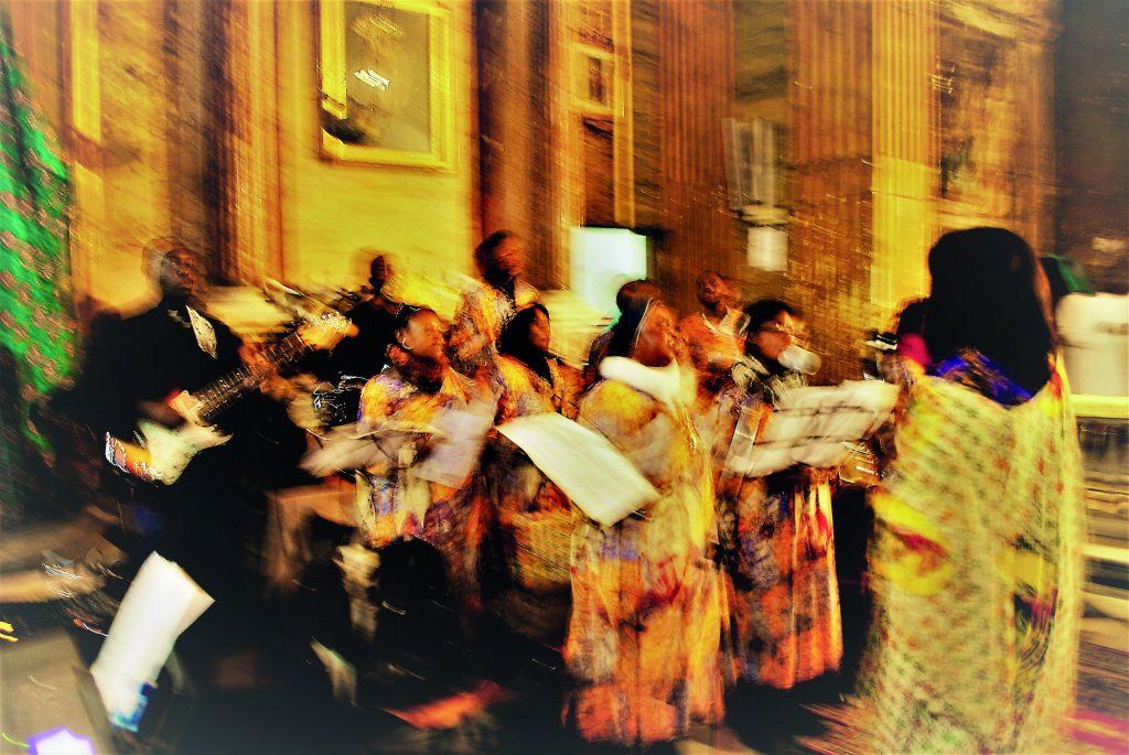Esengo - Pratiche musicali liturgiche nella chiesa congolese di Roma