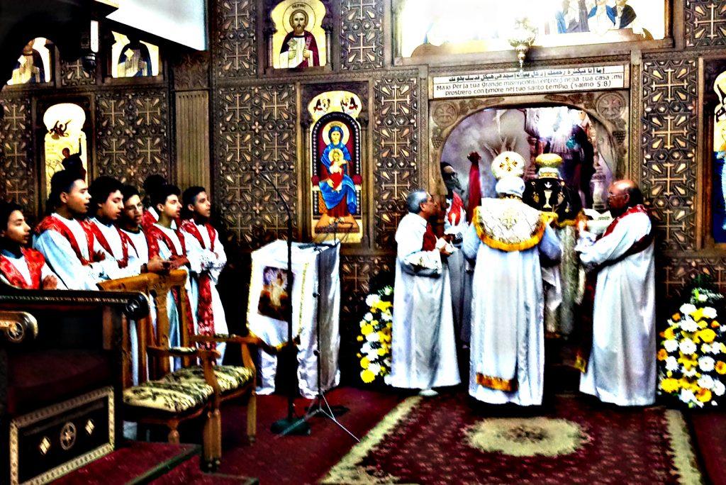 Alhan - Musica e liturgia nella chiesa copto-ortodossa di San Giorgio Megalomartire di Roma