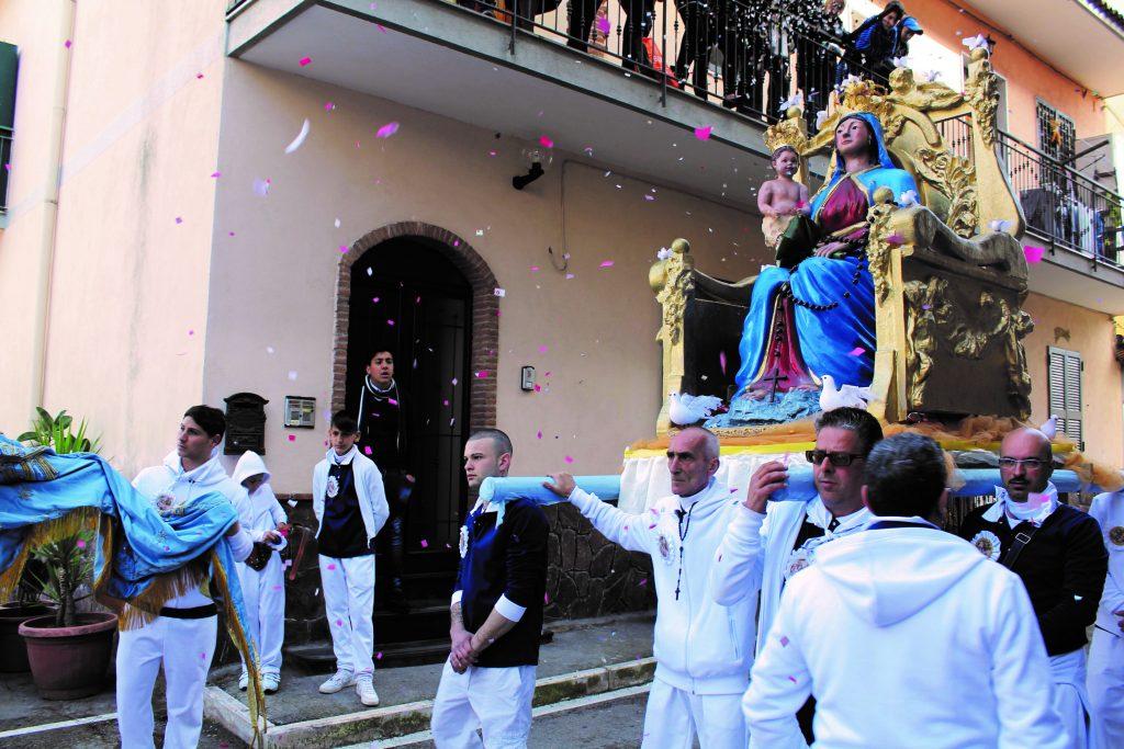 Musica e rito nel culto della Madonna dell'Arco